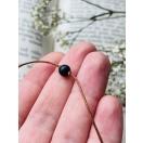 Soovipael sinise liivakiviga (sädeleb) 6mm